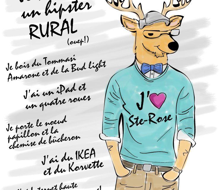 Hipster rural