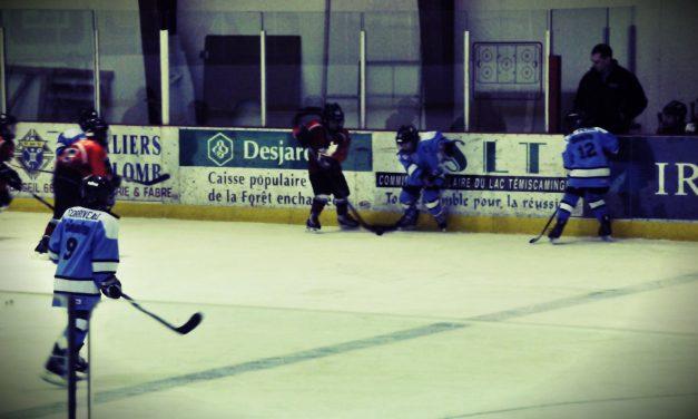 Hockey, je t'aime à la folie!