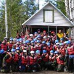 Groupe de rafting - Griffon Aventure