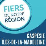 Logo pour la journée de la Gaspésie et des Îles-de-la-Madeleine
