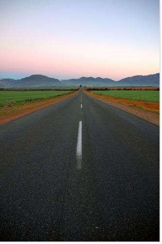 L'aménagement du territoire confronté à la route des huiles