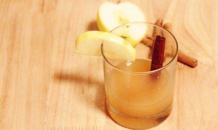 Recette: Jus de pomme chaud épicé