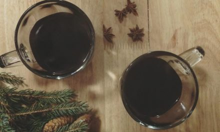 Recette: Orange et Chocolat chaud
