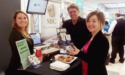 SBC de Saint-Prosper : des emplois solides comme le bois