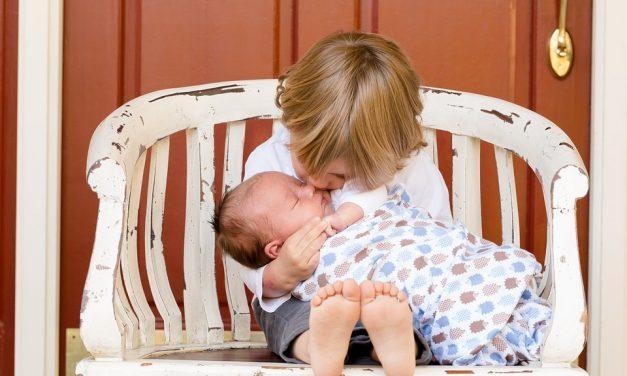 Maman, je veux être une soeur !