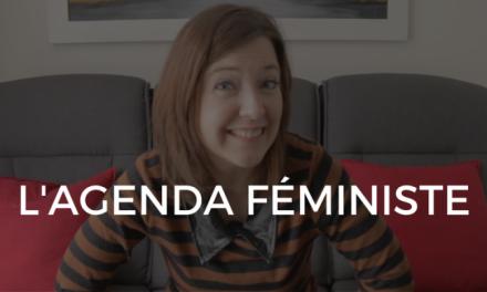 Qu'est-ce qu'un agenda féministe?